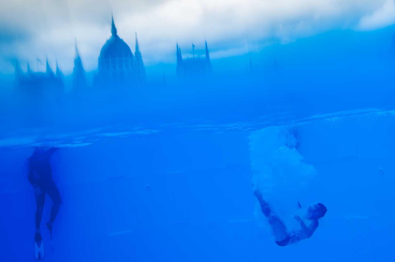 Nagy pillanatok és a Nagy kékség a győztes képek között