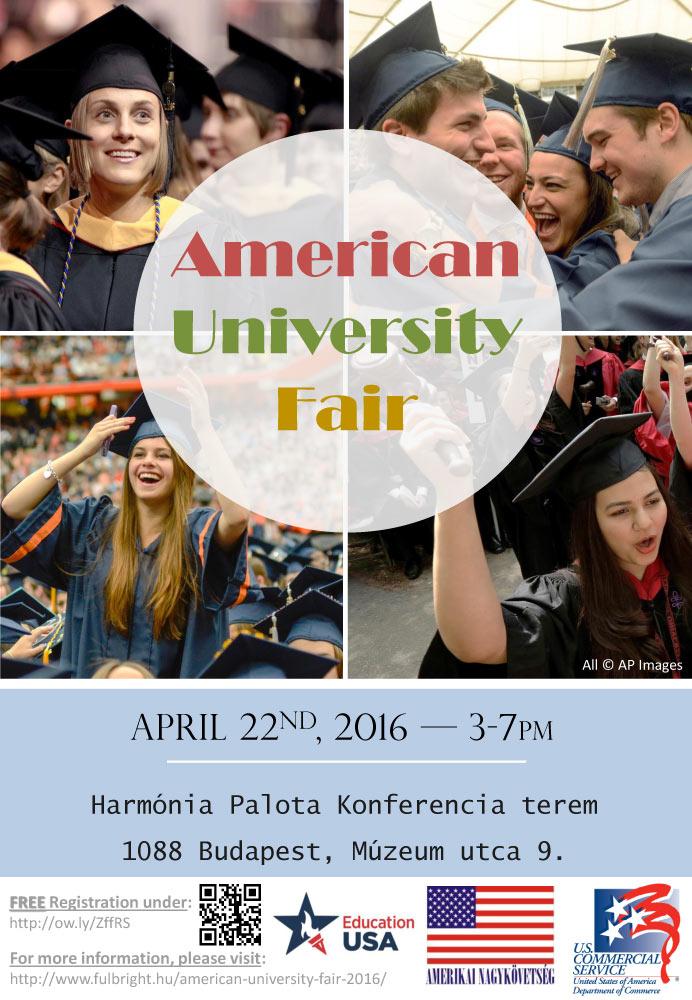 American University Fair 2016
