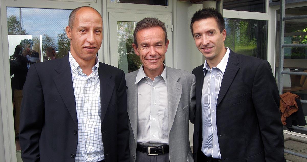TF egyeztetés Lausanne-ban