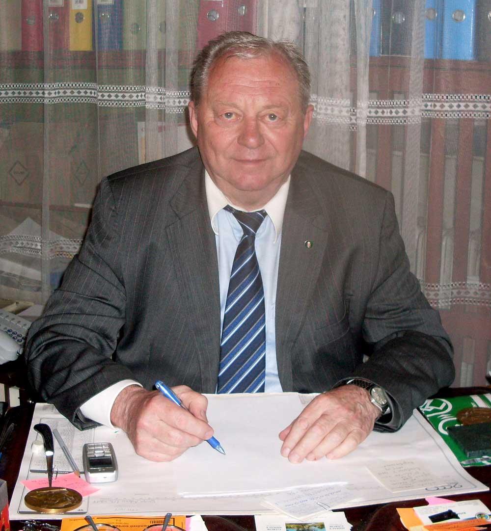 Istvánfi Csaba 75. születésnapja