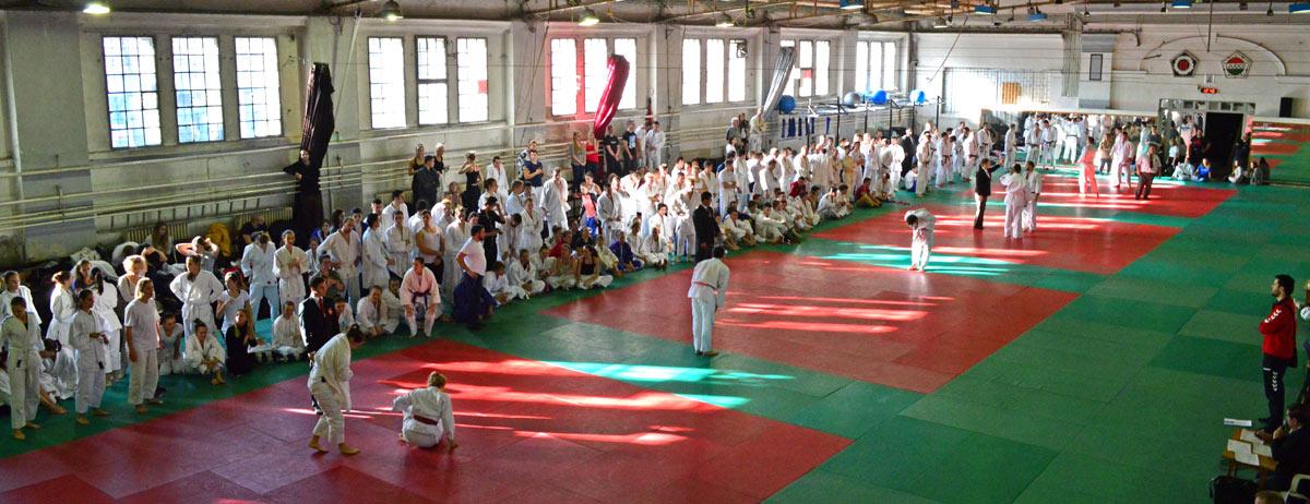 109 TF hallgató az idei Judo MEFOB-on