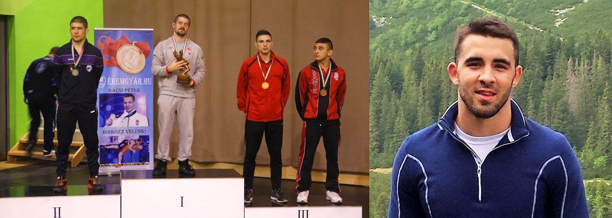 Beszámoló az U23-as birkózó bajnokságról