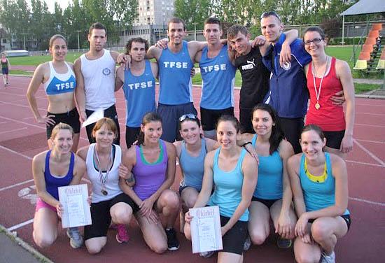 Budapesti Egyetemi Atlétikai Bajnokság 2013