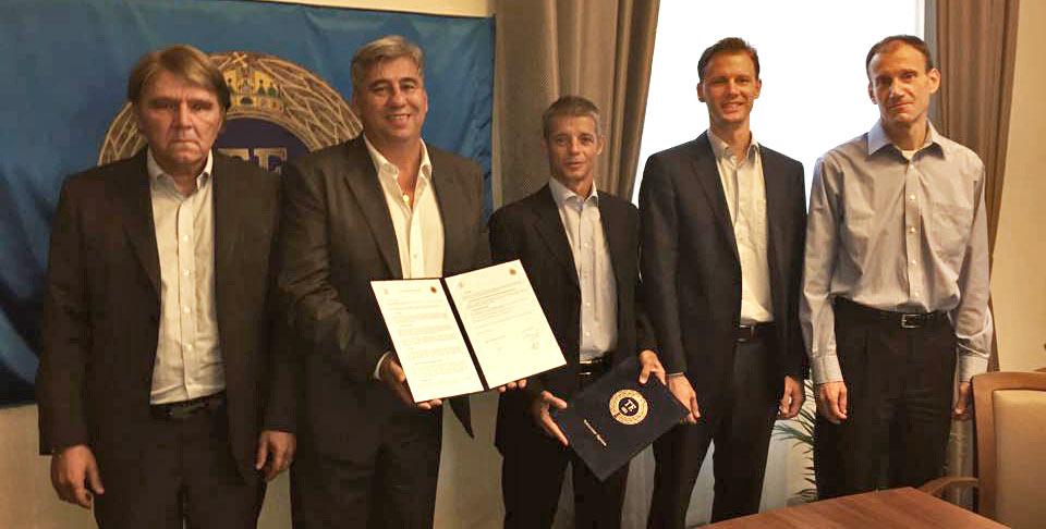 Együttműködési megállapodás a Magyar Tájékozódási Futó Szövetséggel