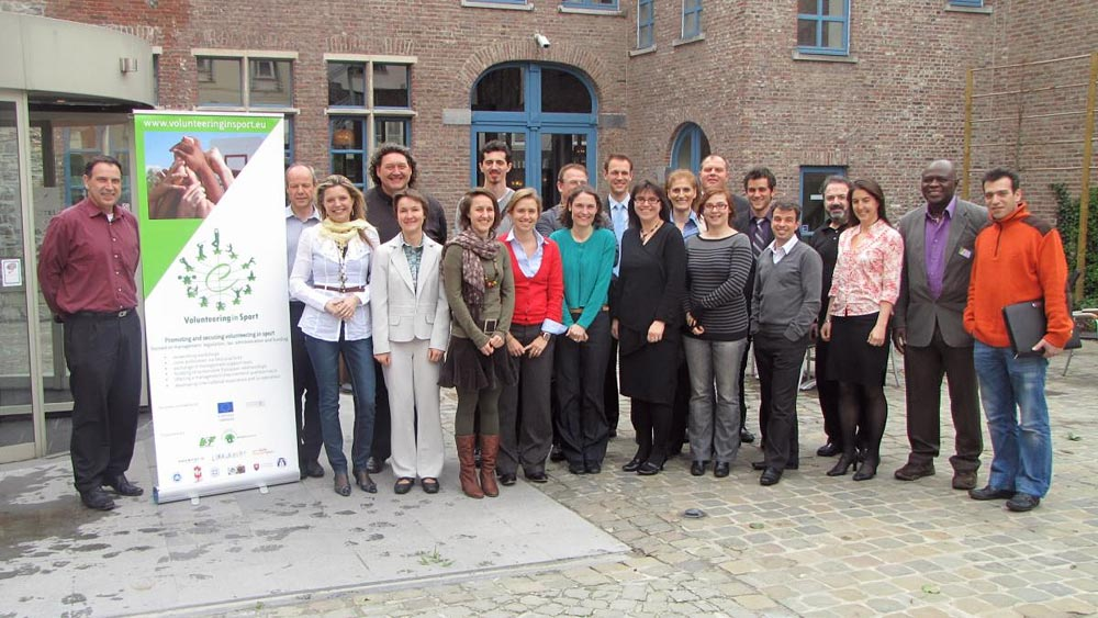 A TF részvétele az EU Volunteering projektben
