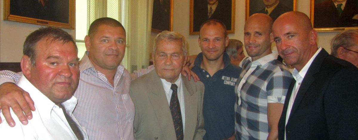Dr. Galla Ferenc 85 éves
