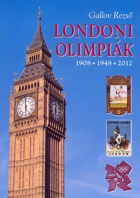 Gallov Rezső - Londoni Olimpiák