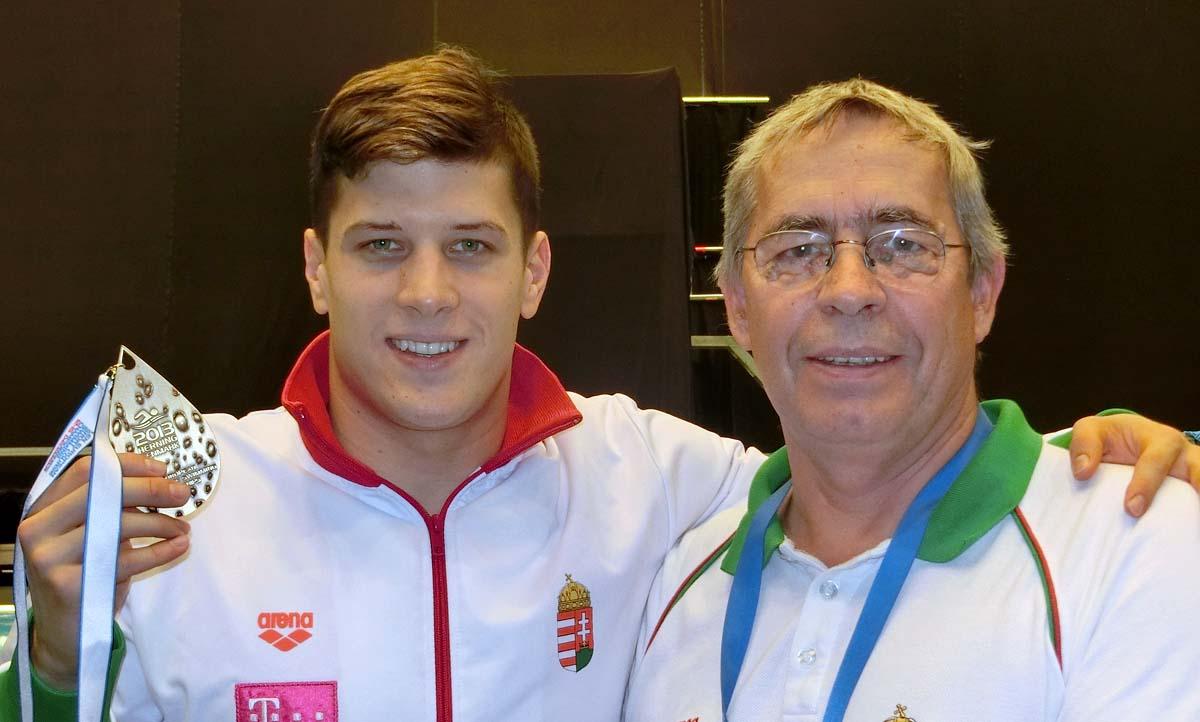 Gyurta Dániel és Kovácshegyi Ferenc