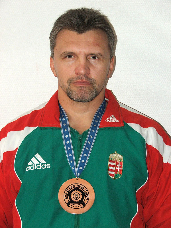 Horváth Tamás ismét bronzérmes