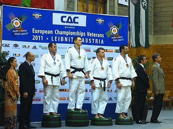Horváth Tamás (Judo Senior EB bronz)