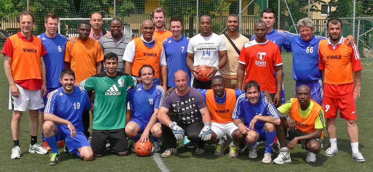 Barátságos labdarúgó mérkőzés