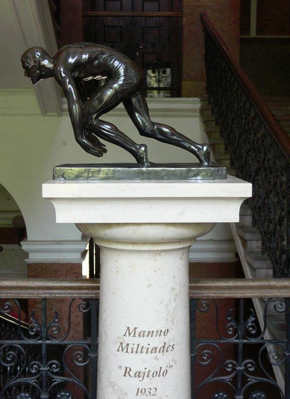 Manno Miltiades: A rajtoló
