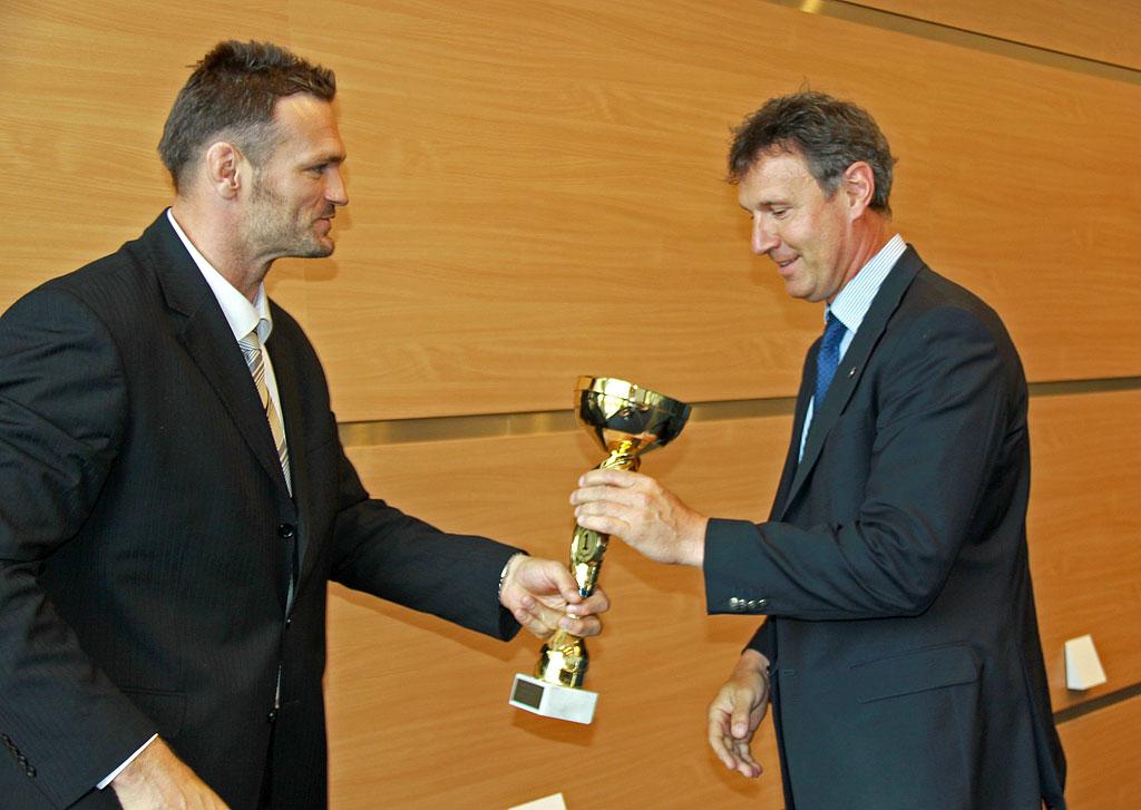 MEFS pontverseny 2012 - első hely