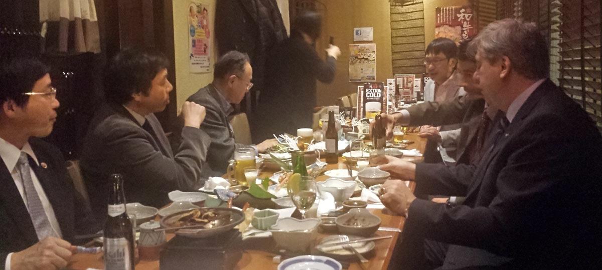 Látogatás Japánban