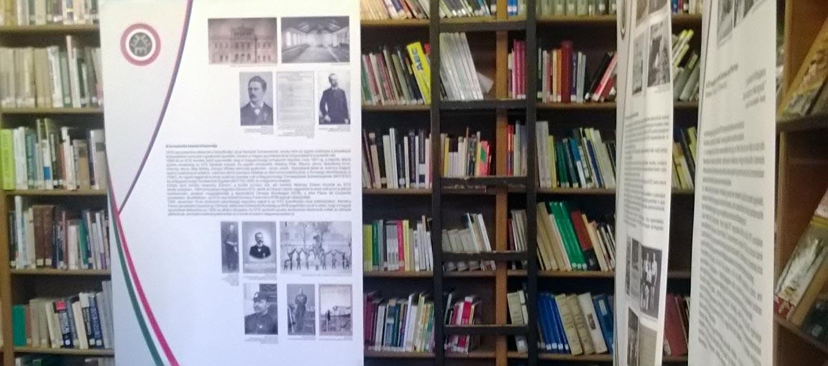 Kiállítás nyílt a Könyvtárban