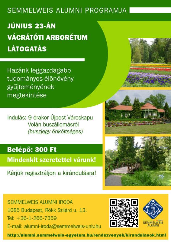 SE Alumni - Arborétum