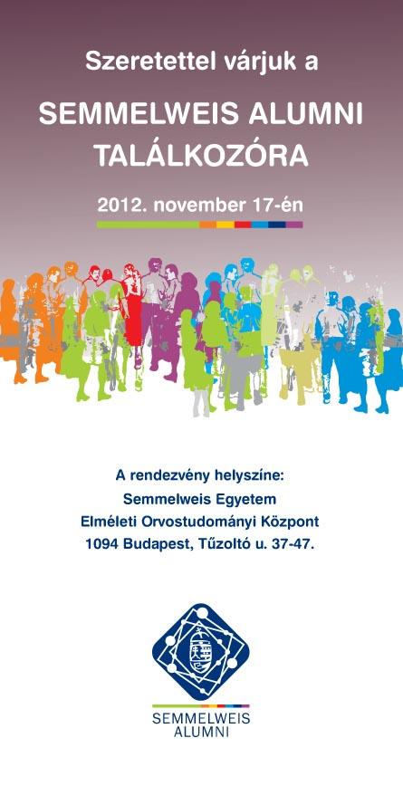 Semmelweis Alumni találkozó (2012.11.17)