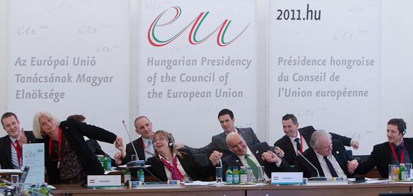 Sportminiszteri értekezlet (Gödöllő) 1