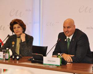 Sportminiszteri értekezlet (Gödöllő) 2