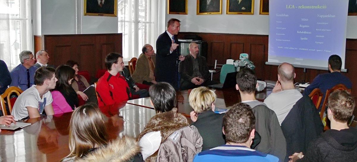 TF Sporttudományi Klub (Rehabilitáció és sport) (2013. március 27.)