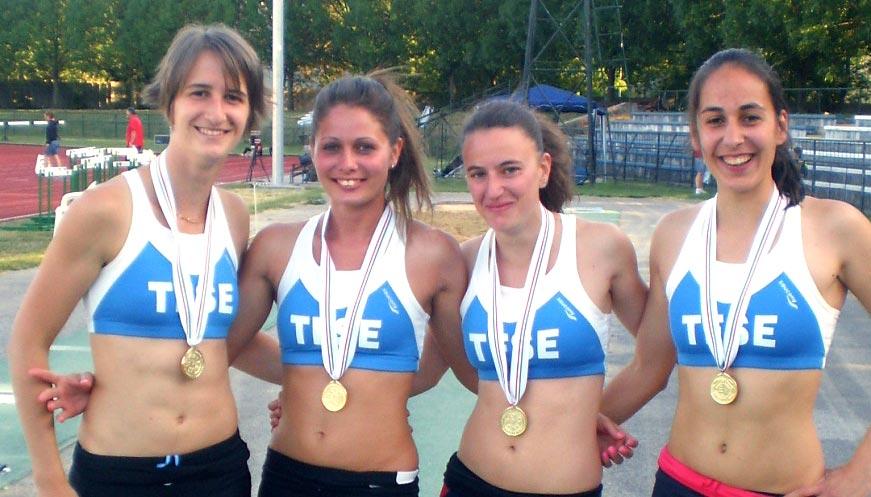 TFSE atlétika (MEFOB 2012)