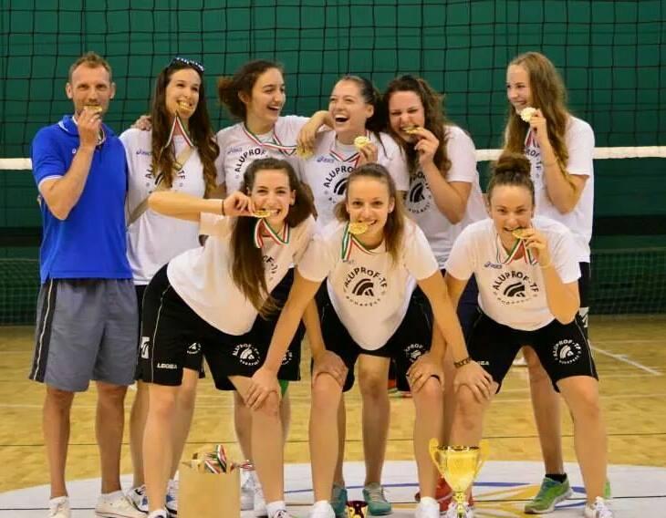 TFSE női röplabda sikerek (junior csapat)