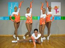 Universiade 2011, aerobik beszámoló - Aerobic Dance csoport