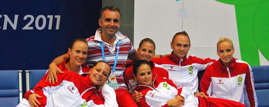 Universiade 2011, aerobik beszámoló