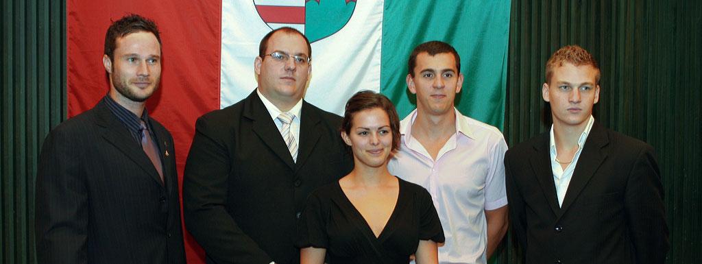 A XXVI. Nyári Universiade sikeres sportolói